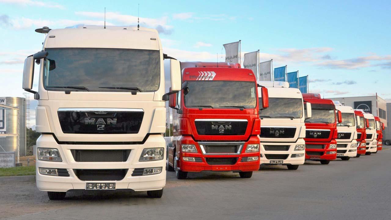 truck demand h1